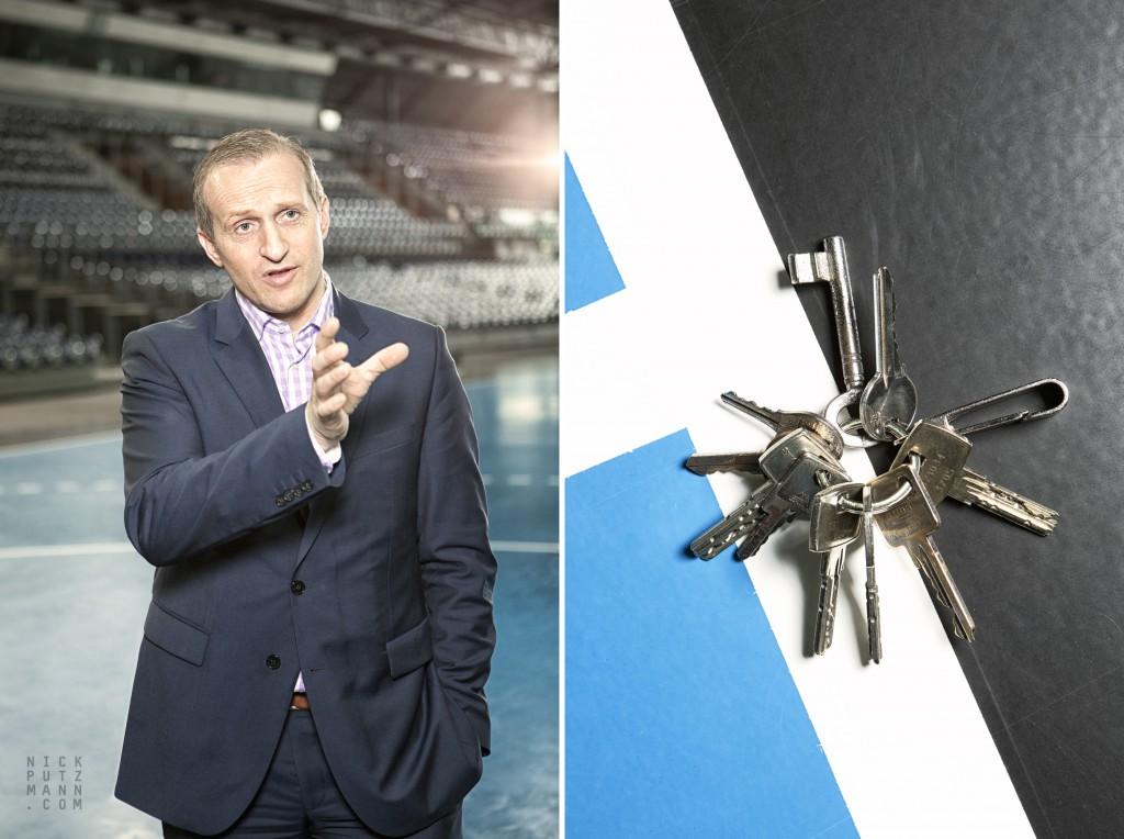 Nick Putzmann - Schlüsselfiguren - Kay-Sven Hähner - HCL Leipzig