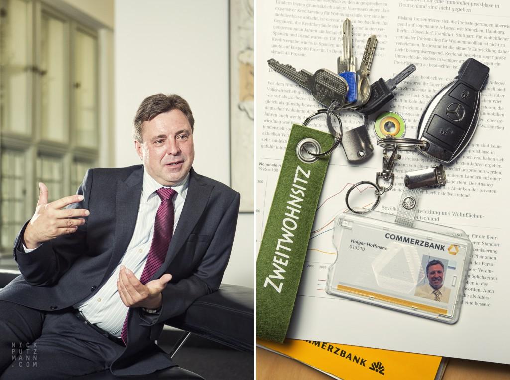 Nick Putzmann - Schlüsselfiguren - Holger Hoffmann - Commerzbank Leipzig