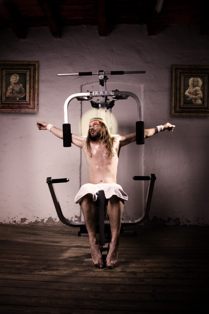 Nick Putzmann - Jesus Workout