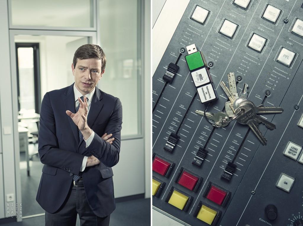 Nick Putzmann - Schlüsselfiguren - Boris Lochthofen - Regiocast