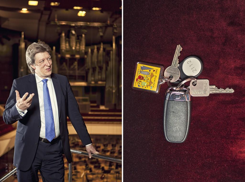 Nick Putzmann - Schlüsselfiguren - Andreas Schulz - Gewandhaus