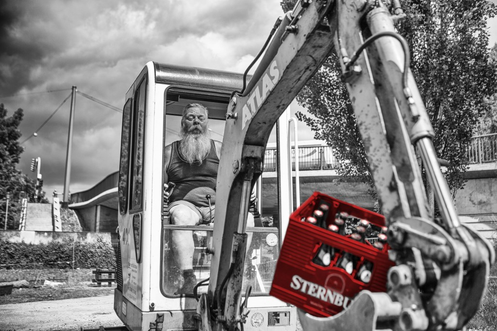 Nick Putzmann - Sternburg Kalender 2015