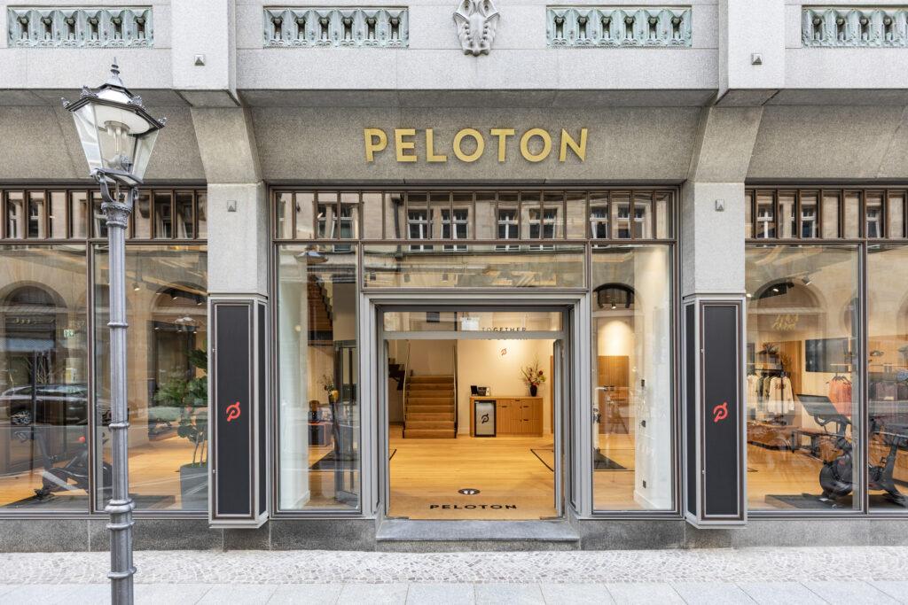 Peloton Store Leipzig
